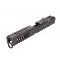 Grey Ghost Precision Glock 17 Slide, Stripped - V1
