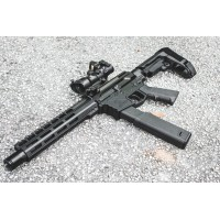"AR 10MM Moriarti Arms 10"" MA-10MM Pistol /Side Charging / LRBHO"