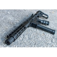 "AR-9 9MM 10"" PREMIUM UPPER HALF / RAMPED BCG AND CHARGING HANDLE / NON LRBHO"