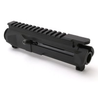 AR-15 Left Side Charging Billet Upper Receiver & BCG