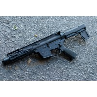 "MA-9 9MM 5"" SPORTING SERIES GLOCK MINI PISTOL / SHOCKWAVE ADJ BRACE /LRBHO"