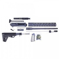 "AR-10 .308 16"" Tactical Alpha Carbine Kit w/15"" Mlok Rail Sniper Grey - DPMS"