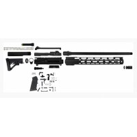 "AR-45 .45 ACP 16"" MLOK COMPLETE RIFLE KIT W/HEAVY BUFFER, NON-LRBHO"