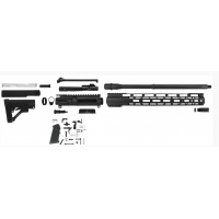 "AR-9 9MM 16"" carbine rifle kit w/ 15"" Slim Mlok Rail"