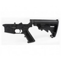 Aero Precision M5 (.308) Complete Lower Receiver, Standard - Anodized Black