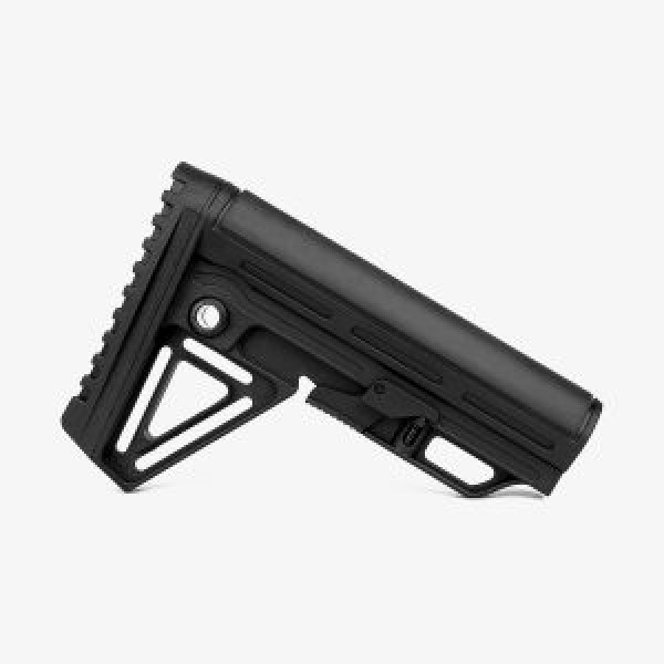 AR-15 ALPHA complete buttstock assembly