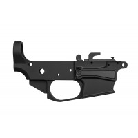 MA-9 STRIPPED FORGED LOWER RECEIVER, LRBHO — Glock Style