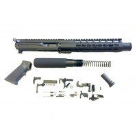 "AR-9 9MM 7.5"" LRBHO ""SLICK SIDE"" PREMIUM CONE PISTOL KIT, LRBHO"