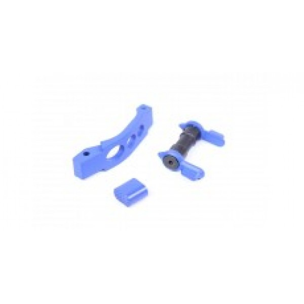 AR-15 LOWER UPGRADE KIT ENHANCED - CHOOSE COLOR