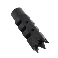 AR Shark Muzzle Brake, 5/8x24 Pitch Thread