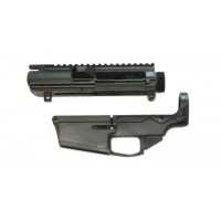 AR-10 .308 80% DPMS style lower and upper receiver set