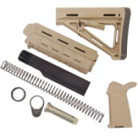 AR-15 Magpul Moe Furniture Kit - Commercial Spec - various colors