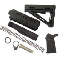 AR-15 Magpul Moe Mil Spec Furniture Kit - various colors