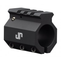 JP .936 ADJUSTABLE GAS BLOCK ALUMINUM