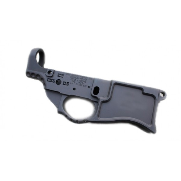 AR 10 .308 REDX STRIPPED BILLET LOWER RECEIVER