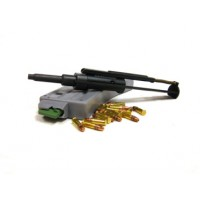 AR-15 22LR CMMG Alpha Black Phosphate Conversion Kit with 10 Rd Magazine