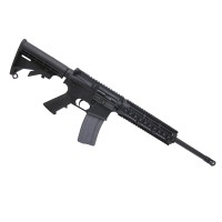 "AR-15 6.8 SPCII 16"" M4 keymod tactical rifle kit"