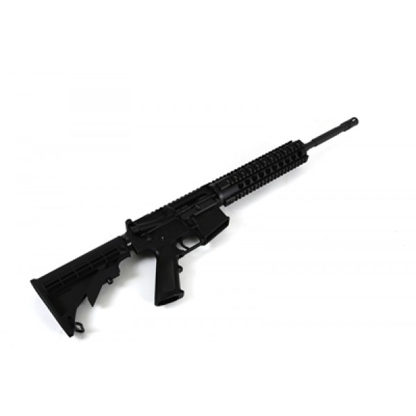 "AR-15 5.56/.223 16"" M4 classic quad tactical rifle kit"
