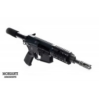 "AR-15 5.56/.223 7.5"" keymod nitride tactical pistol kit"