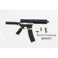 "AR-15 300 AAC Blackout 7.5"" quad tactical pistol kit"