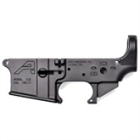 AR-15 5.56 CAL AERO PRECISION STRIPPED LOWER RECEIVER