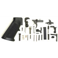 AR-15 Lower Receiver Parts Kit with Left-Handed Selector
