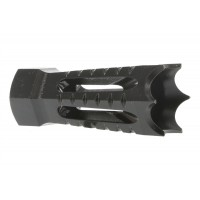 AR-15 1/2X36 YHM Annihilator Flash Suppressor