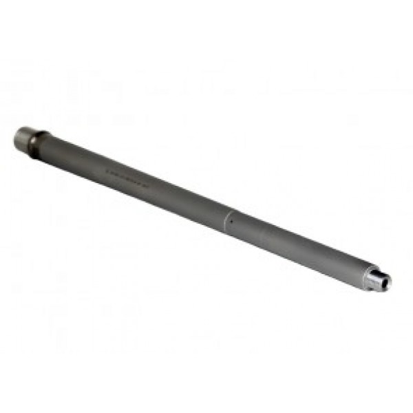 "AR-10 .308 20"" BA Stainless Steel Bull Threaded Barrel, Premium Series"