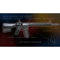 AR-15 5.56 NATO TROY DEFENSE CARBINE PRE-BAN